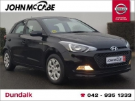 i20 CLASSIC 5DR RETAIL PRICE €13,950 STRAIGHT DEAL €12,950 *FINANCE AVAILABLE WITHIN 1 HOUR*