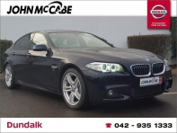 520D M SPORT PLUS 4DR *RETAIL PRICE €27,950 STRAIGHT DEAL €26,950*FINANCE AVAILABLE WITHIN 1 HOUR*