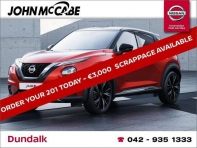 NEW JUKE 1.0T SV PREMIUM 117BHP *FINANCE AVAILABLE WITHIN 1 HOUR*
