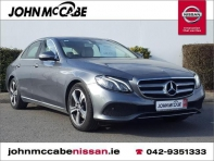 E220 AVANTGARDE 9 Speed Gtronic Retail Price 39,950 Cash Price 38,950 FINANCE IN ONE HOUR