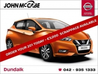NEW MICRA 1.0T SV 5DR 100BHP *FINANCE AVAILABLE WITHIN 1 HOUR*