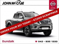 NEW NAVARA LE MANUAL 190BHP *FINANCE AVAILABLE WITHIN 1 HOUR*