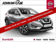 NEW X-TRAIL 1.7 DSL SVE 7 SEAT MANUAL *FINANCE AVAILABLE WITHIN 1 HOUR*