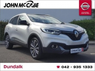 1.5 DCI SIGNATURE + NAVUGATION * FINANCE AVAILABLE IN 1 HOUR * RETAIL PRICE €23,950 STRAIGHT DEAL €22,950*