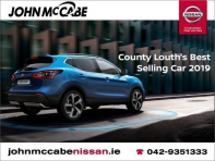 PETROL OR DIESEL AVAILABLE AT JOHN MCCABE NISSAN * STARTING FROM 29,170 - UP TO 4,500 SCRAPPAGE *