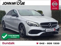 CLA 220D AMG LINE AUTO 4DR 174BHP*RETAIL PRICE €32,950 - €2,000 SCRAPPAGE*FINANCE AVAILABLE WITHIN 1 HOUR*