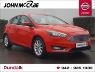 1.5 TDCI TITANIUM 5DR *RETAILPRICE €17,950 STRAIGHT DEAL €16,950*FINANCE AVAILABLE WITHIN 1 HOUR*